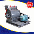 High capacity gold ore hammer mill