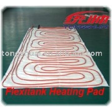 Fuente de flexitank almohada