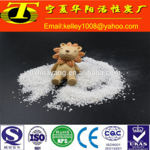 Содержание SiO2 99.97% белый кварцевый песок Абразивов и тугоплавких