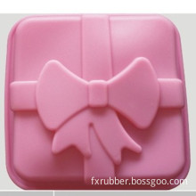FDA Gift Box Silicone Soap Mould Cake Molds