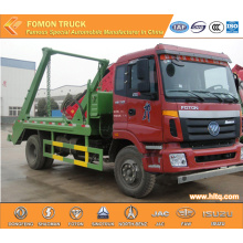 FOTON Euro 4 Swing Arm Garbage Truck