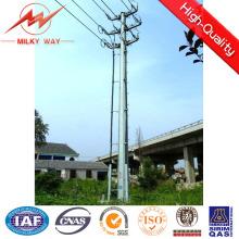 Polos de serviço público de aço cônicos de HDG 16m para a transmissão de energia
