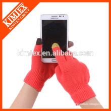 Alta calidad personalizada smart gloves