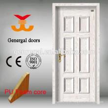 Portas interiores em aço com isolamento térmico de 45mm