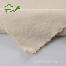 Tissu de coton en tissu de canard avec doublure de cercueil