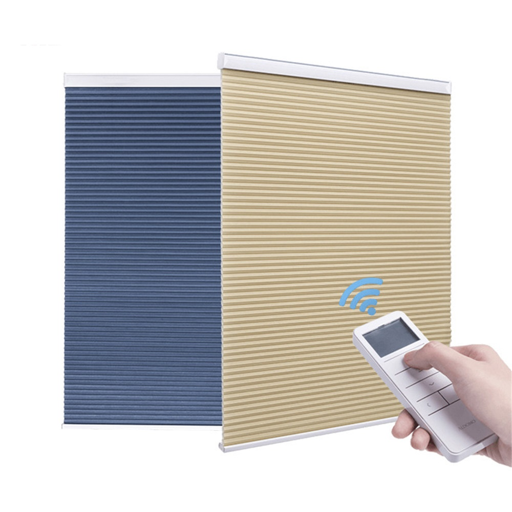 Motorized Honeycomb Blinds