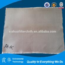 Tissu filtrant industriel pour filtres à sacs