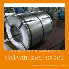 Lantejoula zero galvanizado aço para construção civil