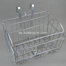 Alloy Cykelkorg Steel Folding Basket