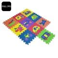 EVA Foam Playroom Kids Car Play Puzzle Mat