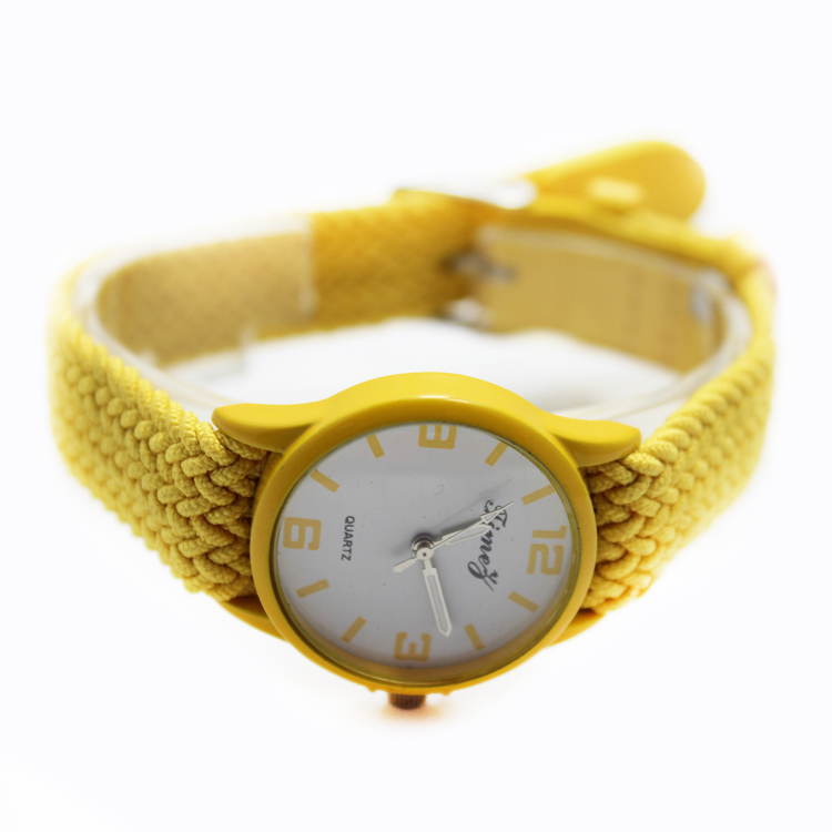 Nice Fashion rubber wristband watch