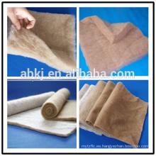 Se puede lavar el relleno de pelo de camello o el relleno de guata para el colchón