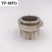 High Precision CNC Machined Stainless Steel Parts