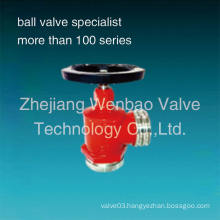 304 Stainless Steel Fire Hydrant Valve Dn65