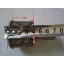 Screen Nozzle, Strainer Nozzle, Stainless Steel Filter Nozzle, Water &Gas Strainers