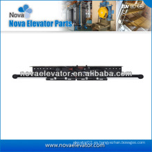 Puerta de aterrizaje de apertura central de 2 paneles, 700 mm, 800 mm, puerta de aterrizaje de 900 mm, gancho de puerta, puerta de aterrizaje Selcom, piezas de ascensor
