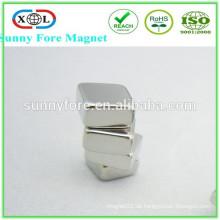 Permanent-Magnet gesinterte Ndfeb Blockmagnet