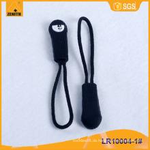 Dekorative Gummi-Zip Puller LR10004