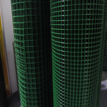 Black Wire Dilapisi PVC Wire Mesh