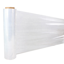 dispenser wrap jumbo film wrapping machine manual 20 micras stretch film baler strech film with handle colors