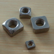Aimant carré en acier inoxydable DIN557