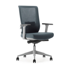 upholstered mesh executive office chair