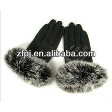 ZF467 creative women genuine leather gloves in hebei