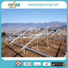 Solarmontagestruktur des Solarkraftwerks des Solarkraftwerks 100kw 150kw 200kw