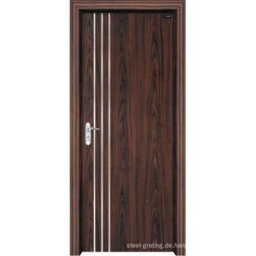 PVC Holztür für Küche oder Badezimmer (pd-007)