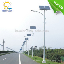 Lista de preços dos postes de luz da rua principal do bajaj da estrada