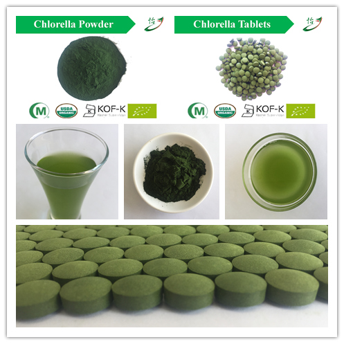 Natural Chlorella