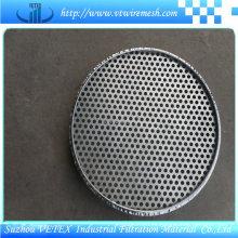 Tamiz de prueba estándar del acero inoxidable 304
