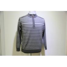 suéter de cachemira hombres fabricante personalizado diseño cashmere suéter para hombre