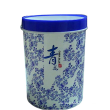 Poubelle ronde en PP de style chinois (FF-5218)
