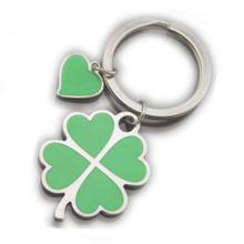 Custom Souvenir Key Chain Zinc Alloy Soft Enamel Logo Metal 3D Keychain Wholesale Metal Keychain for Gifts