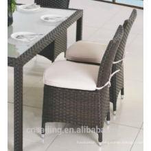 Роскошные прочные легкие чистящие алюминиевые стулья