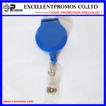 Rétracteurs à bobines en plastique avec clip en métal (EP-BH112-118)