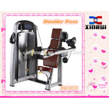 Équipement de gymnastique de presse d'épaule / équipement de gymnase de presse d'épaule / machine de force