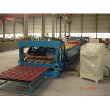 Porzellan Fliesen Roll Froming Machine
