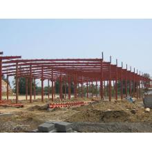 Estructura de bastidor de acero de gran tamaño Wiskind 2016 de China