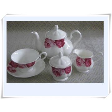Luxury Cermic Dinnerware Set Porcelain Coffee Cup Plate Set