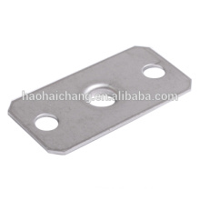 stainless steel flat square flange plate use for household appliance