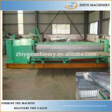 Máquinas para fabricar hojas de cartón corrugado barril
