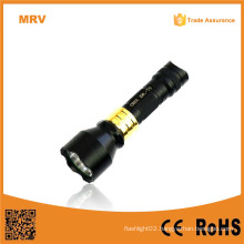 Mrv 2015 New Popular Powerful 18650 Lithium Battery Adjustable Best LED Flashlight LED Torch