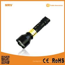 Mrv 2015 новый популярный мощный 18650 литиевая батарея регулируемый лучший светодиодный фонарик светодиодный фонарик