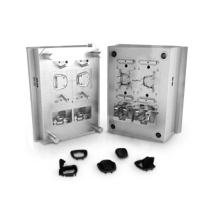 Custom Plastic Medical device injection mould making lead manufacturing via maker