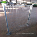American Standard AS2423 roll top fencing