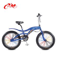 China fabrica bicicleta de 20 pulgadas bmx de velocidad única de acero en pakistan / 20 bmx bmx / bmx chino en venta en malasia
