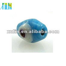 fish shape jewelry glass beads