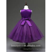 Los vestidos de noche del vestido de noche del vestido de boda de los niños se visten ED580